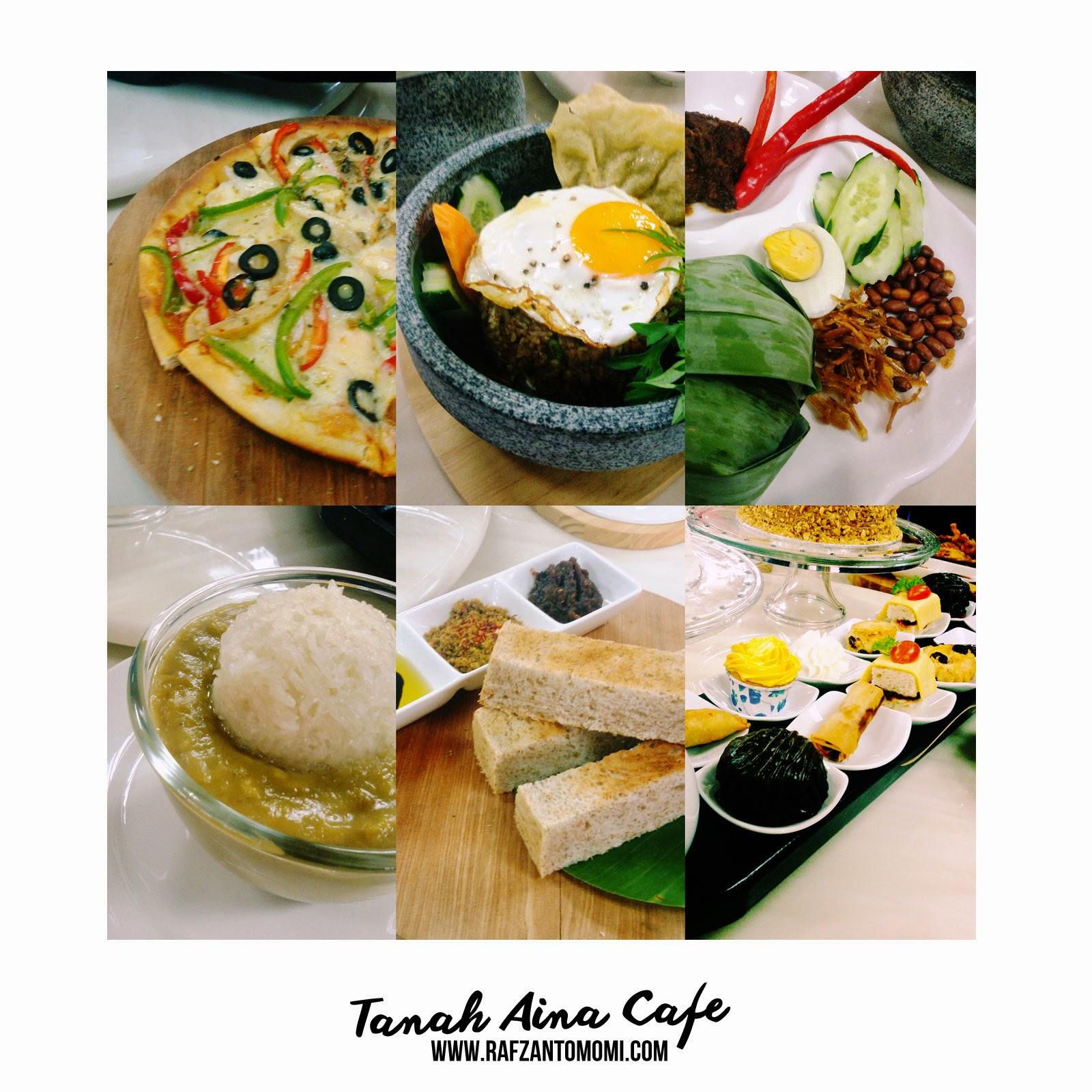 SiarSiar Tanah Aina Cafe Shah Alam My 1st Blogger Gathering