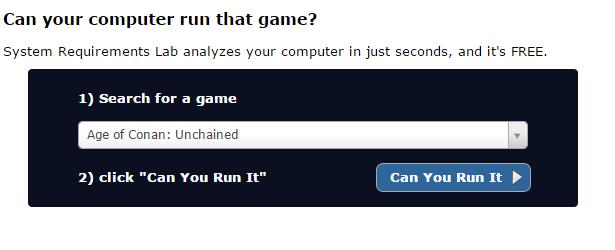 Bilgisayarım hangi oyunları kaldırabilir?