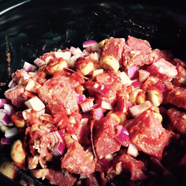 Beef Stroganoff Recipe