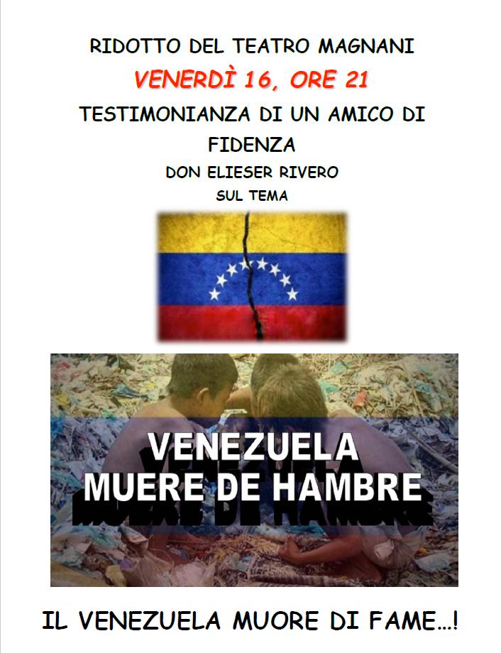 Venezuela muere de hambre