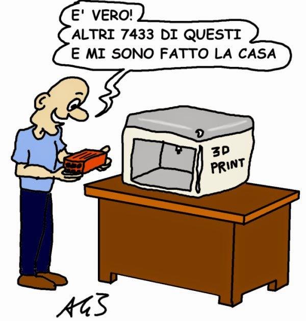 Vignetta Grillo stampanti 3D