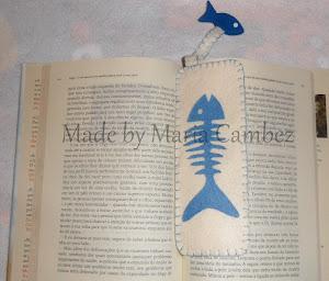 Bookmark - Peixe