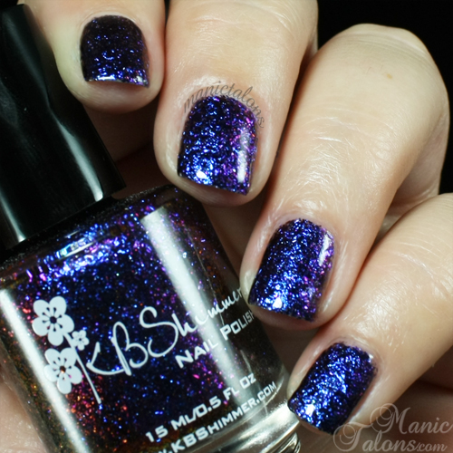 KBShimmer Moody Hues Swatch