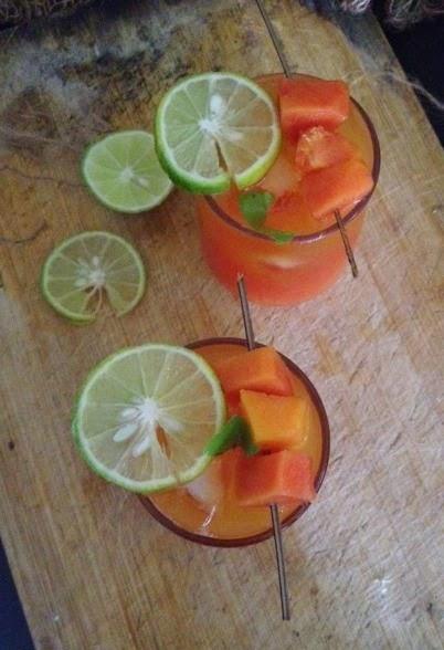 papaya mango juice4