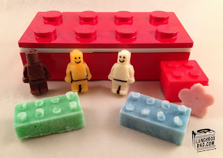 lego kids school lunch