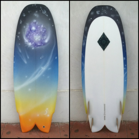 tyler warren surfboards