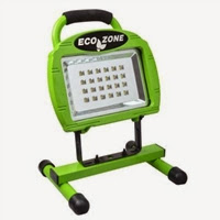 EcoZone LED work light from Coleman Cable