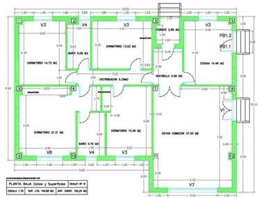 Proyecto final for Paginas para hacer planos de casas gratis