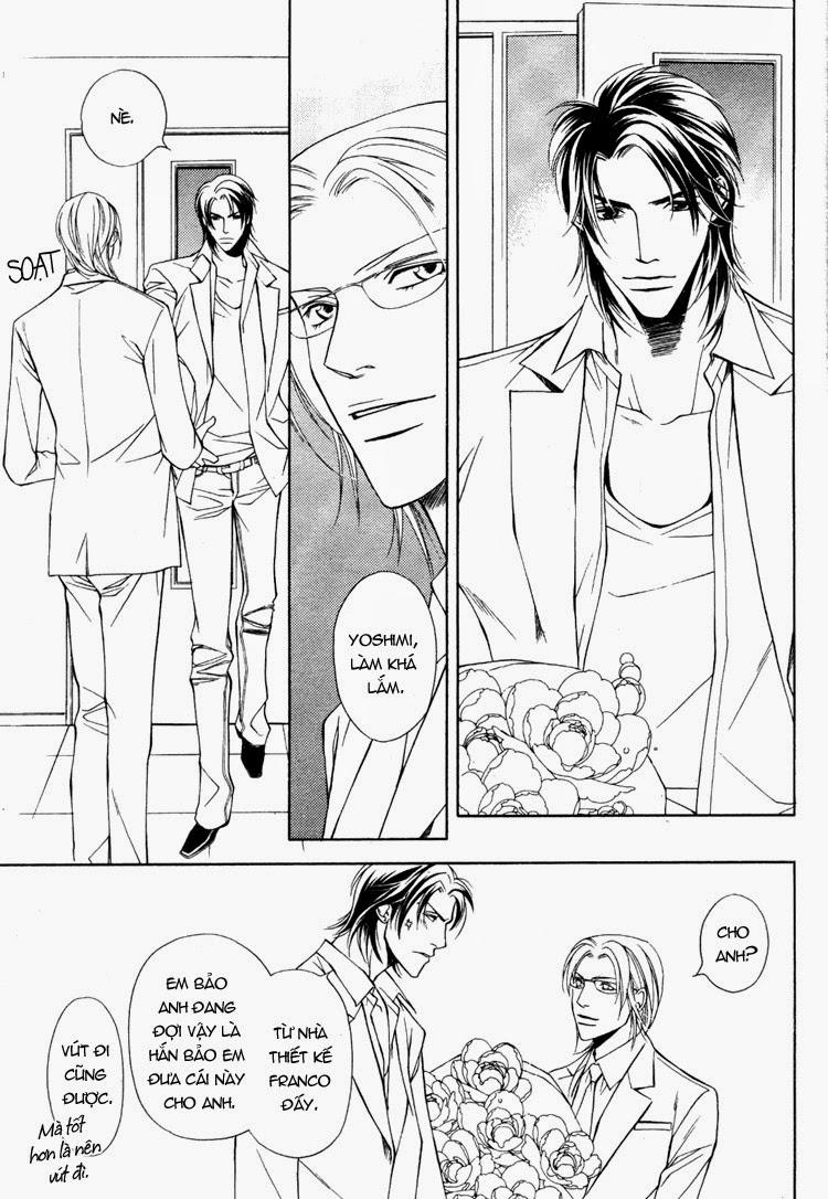TruyenHay.Com - Ảnh 37 - Gokujou no Koibito Chương 20 - END