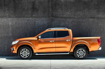 Νέο Nissan NAVARA