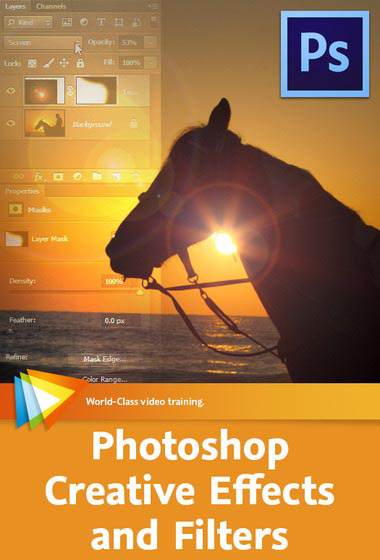 Tutorial Photoshop Creative Effects and Filters
