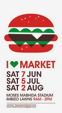 I heart Market - June, July, August