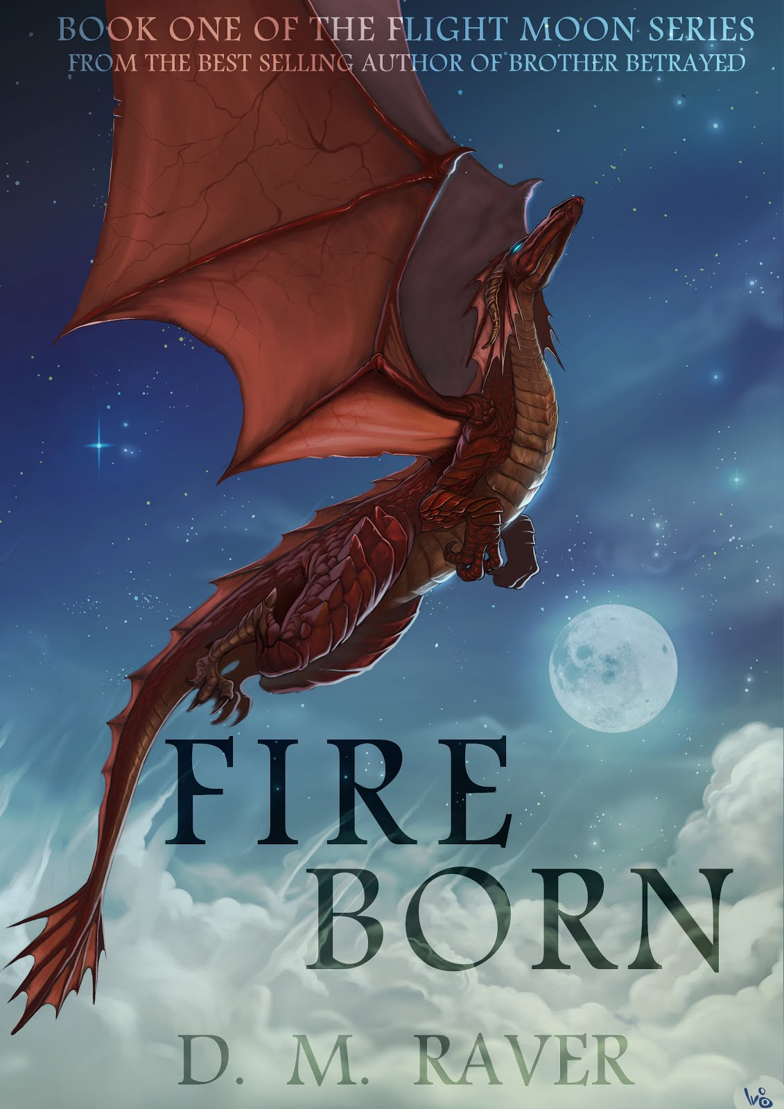 Book One: Fire Born