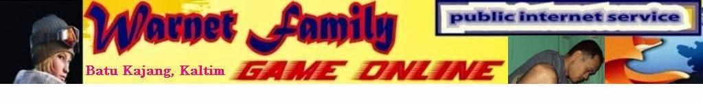 Warnet Family Batu Kajang, Kaltim