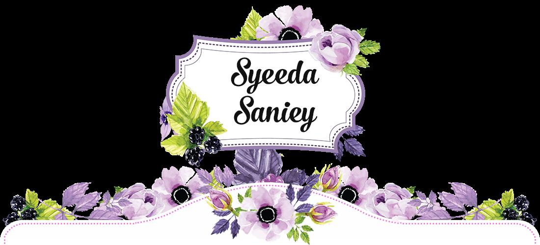 Syeeda Saniey