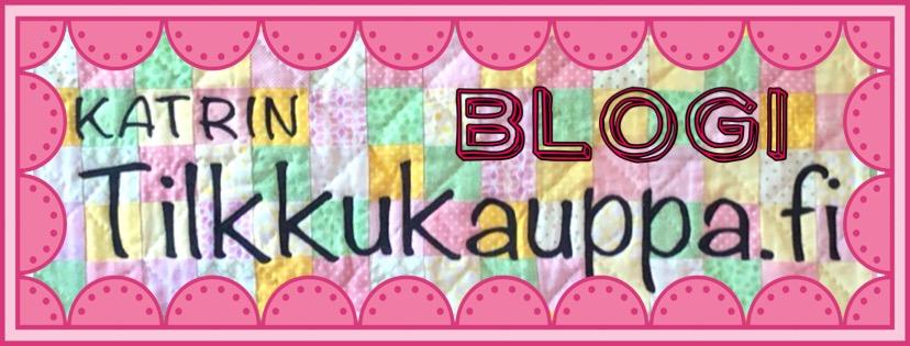 Katrin Tilkkukauppa -blogi