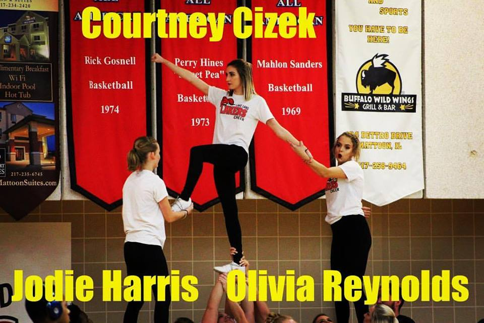 Jodie Harris - Courtney Cizek - Olivia Reynolds