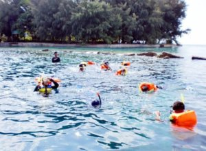 Paket Wisata Pulau Tidung Terbaru Dan Terlengkap