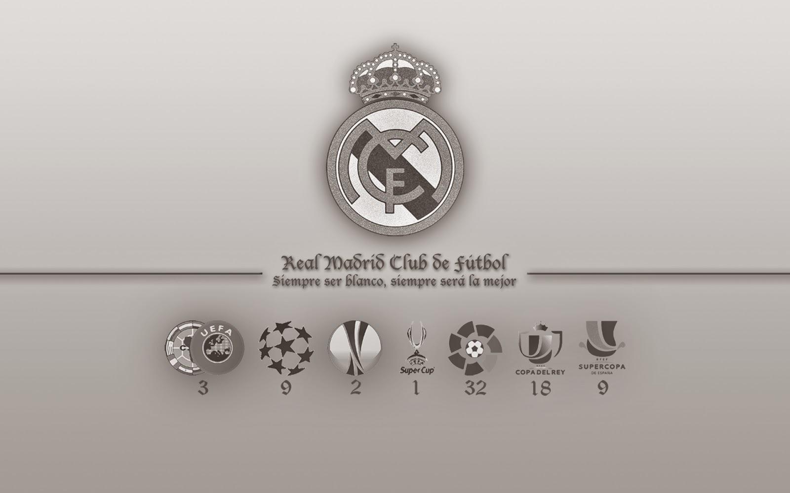 ... Real Madrid Football Club Wallpaper ...