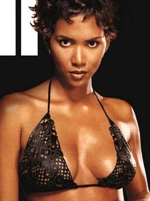 Halle Berry | college ... Halle Berry College