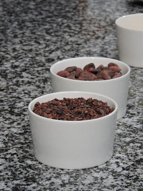 Benoit Nihant grué de cacao et fèves