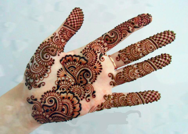 Arabic Mehndi Designs For Hand : Simple arabic mehndi designs for hands guide lifestylexpert