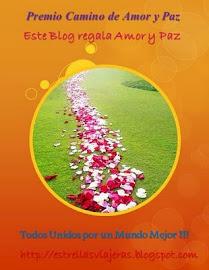 Premio de Estrella Viajera