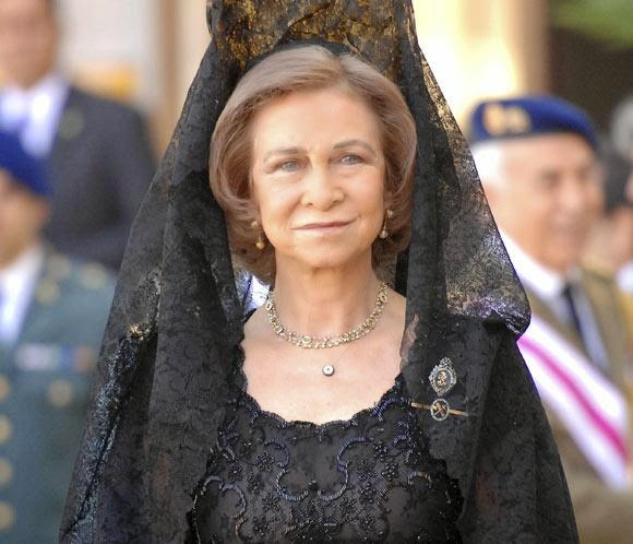 Image result for queen sofia of spain
