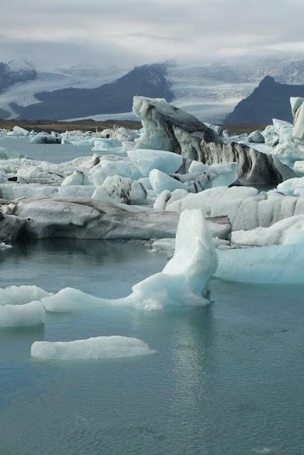 Йокюльсайрлон в Южной Исландии