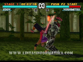 Download Game Tekken 3 Untuk PC