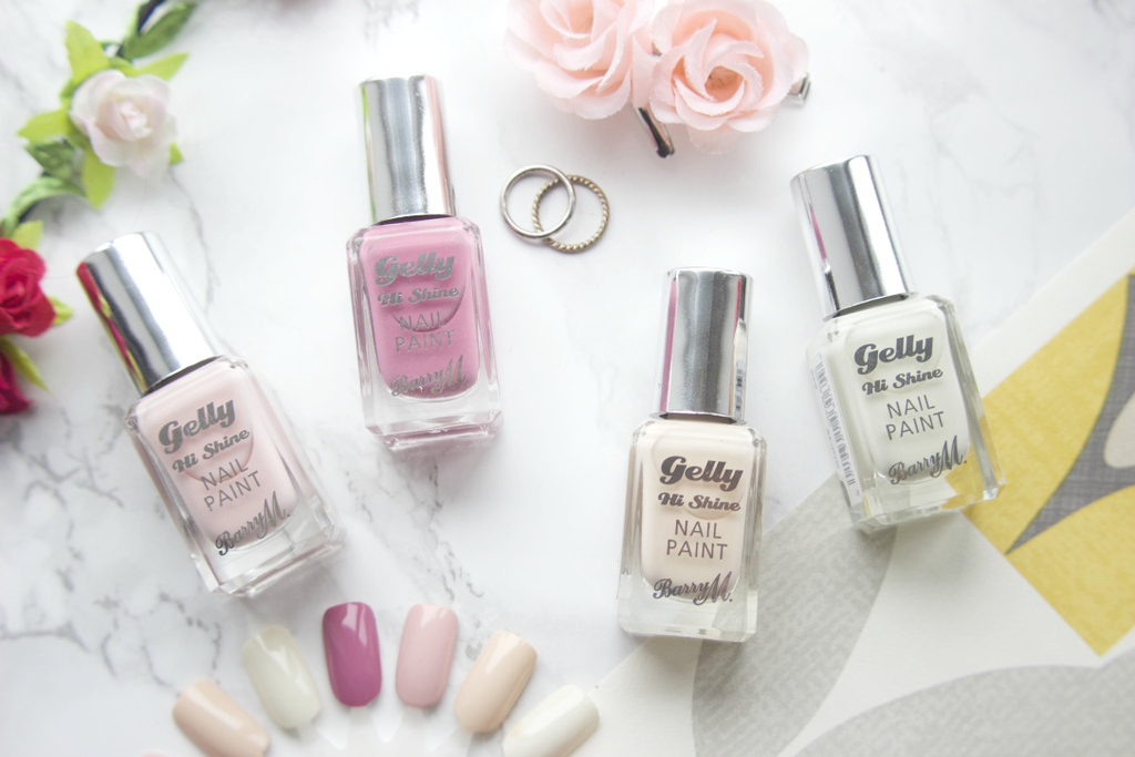 Barry M Gelly Spring Collection