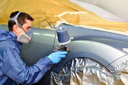 Car Body and Paint Repairs