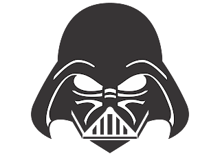 Dart Vader Academy Logo Vector