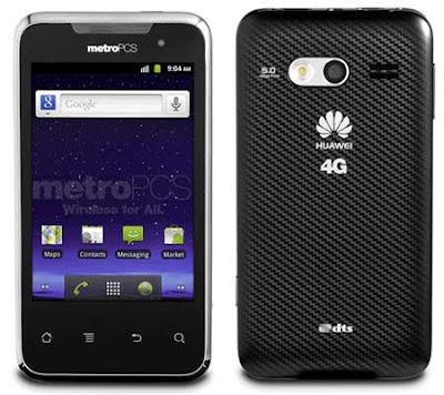 MetroPCS Huawei Activa 4G LTE