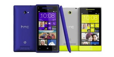 type HTC Windows Phone 8X ,HTC Windows Phone 8S