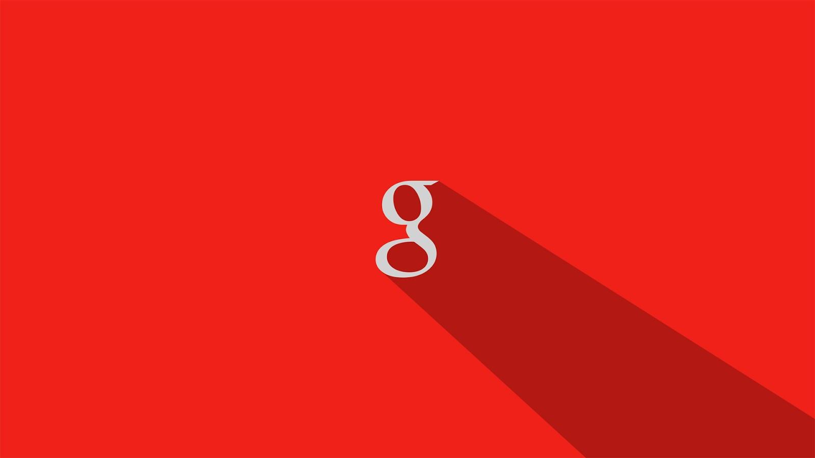 Red Google HD Wallpaper