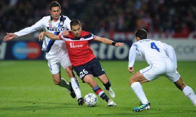 Lille Inter 0-1 highlights sky
