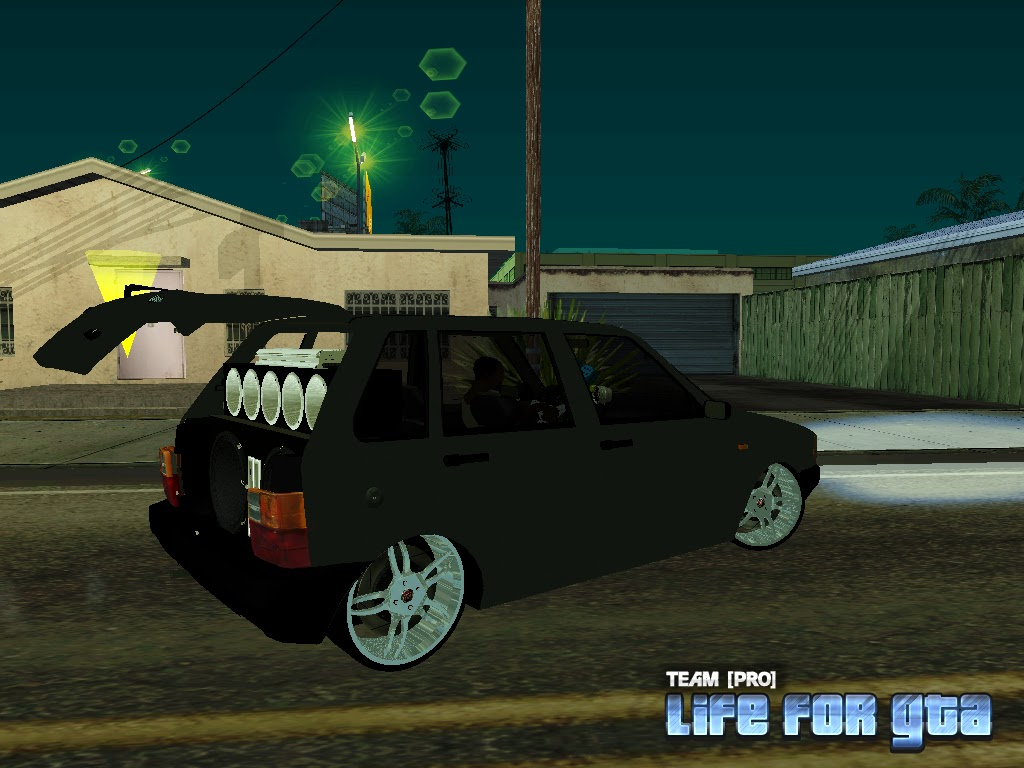 Mods Para Gta Series Fiat Uno Edit