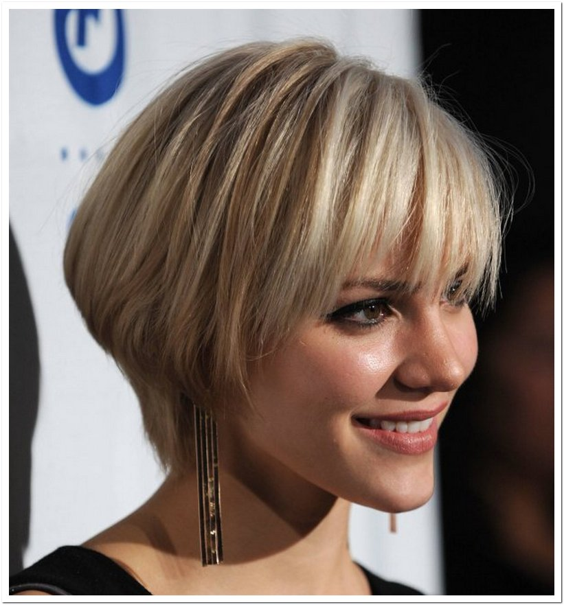 Hairstyles For Short Hair To The Women S Fashionable Style