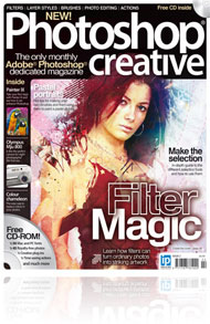 Photoshop Creative Magazine Issue 02