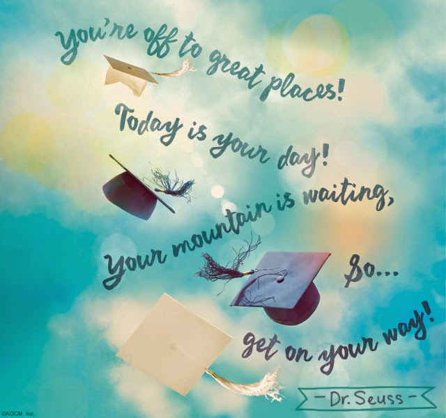 Smart graduation quotes for you