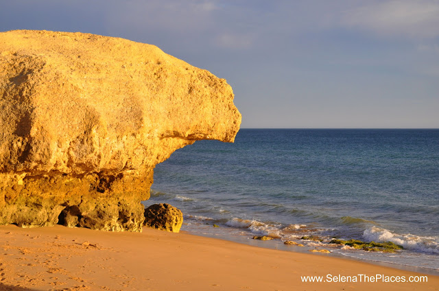 Rock Formation Portugal