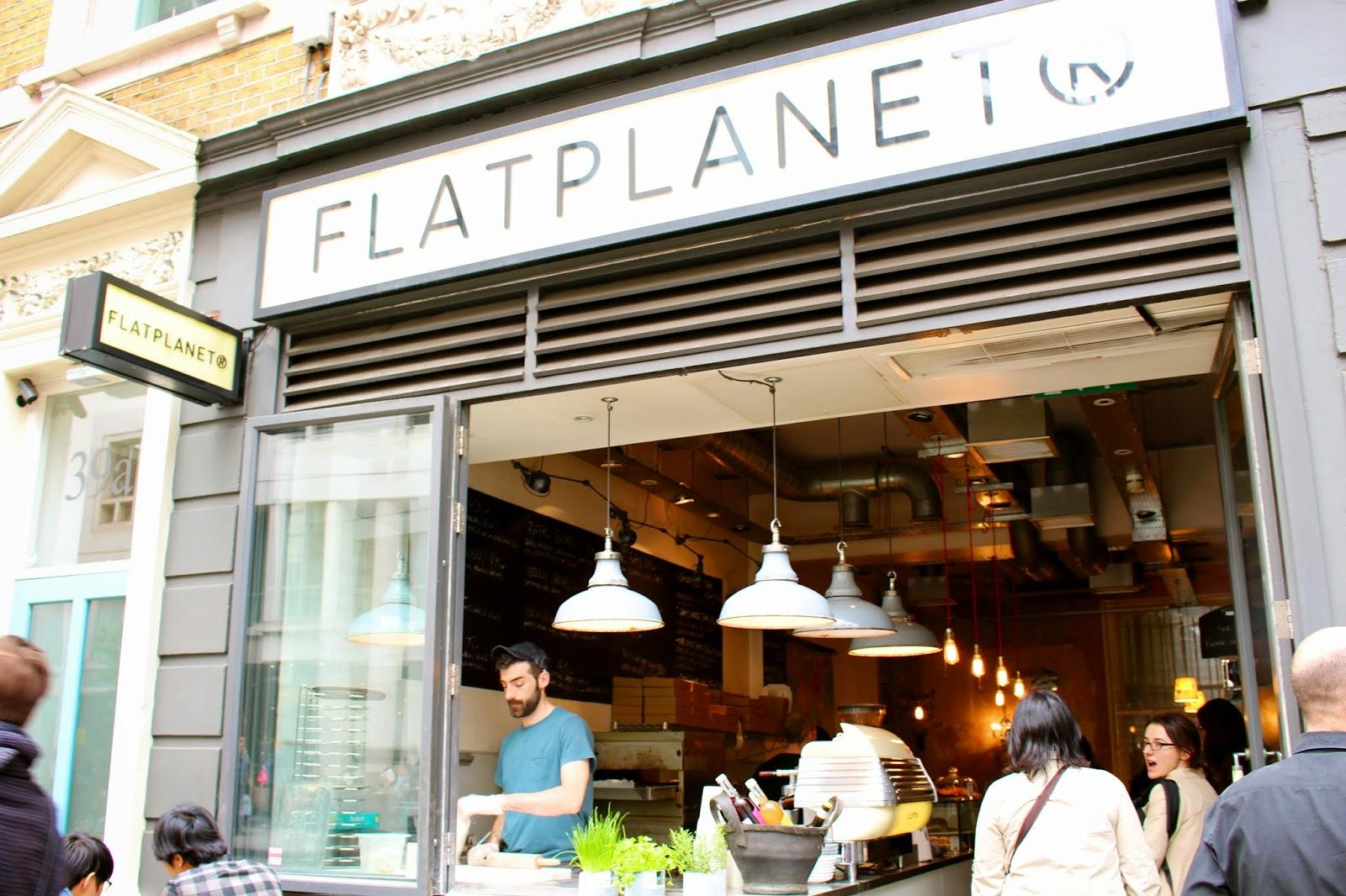 London free wifi study spots Flat Planet