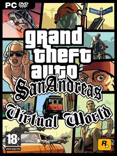 GTA San Andreas Virtual World V0.2 Full Version PC Game Free Download
