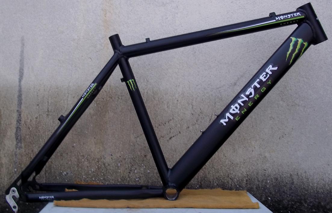 Aparador De Pelos Nariz ~ Stickers Design Adesivo bike Monster Energy MTB