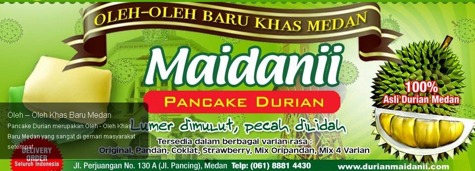 Maidaniipancakedurian.com Distributor Resmi Pancake Durian