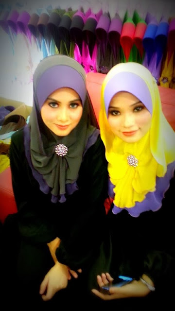Fashion Show Fareeda (New Design of FAREEDA AISYA)