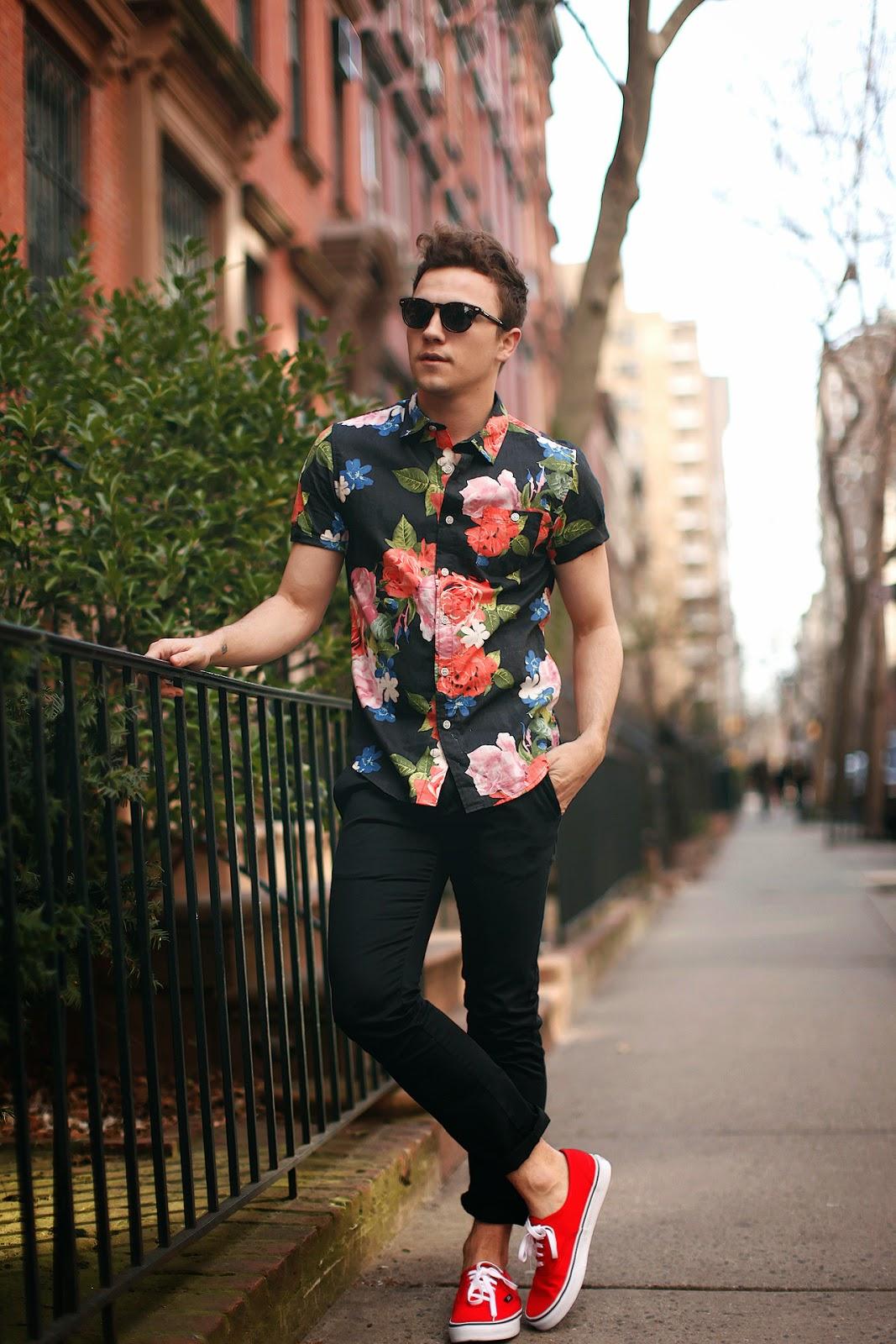 Macho Moda Blog De Moda Masculina Estampa Floral Masculina Dicas Para Usar Nas Pr Ximas