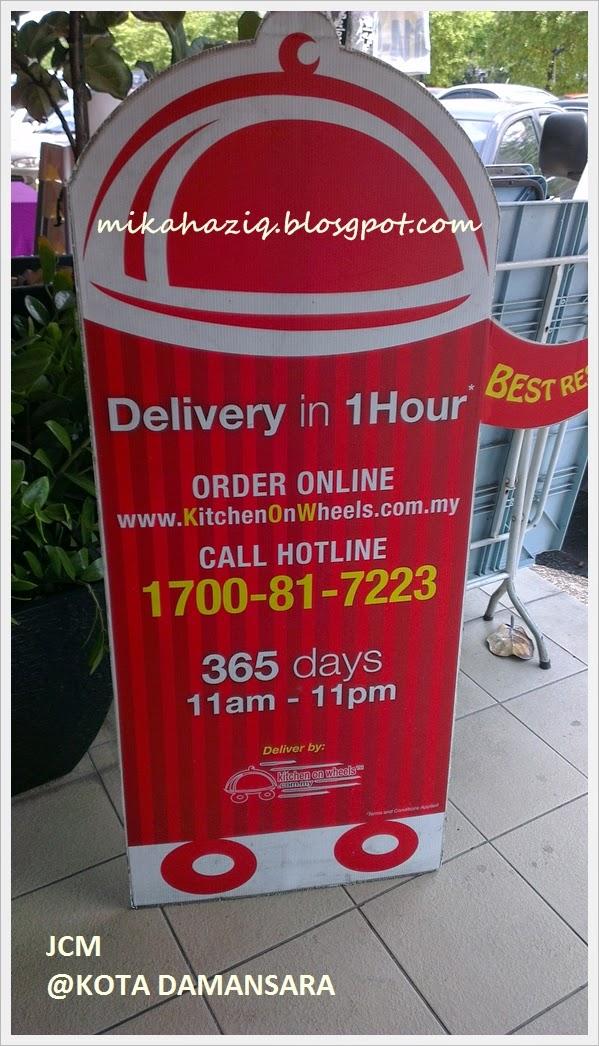 halal food deliveries mutiara damansara