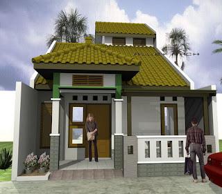 Foto Bentuk Rumah Minimalis Modern